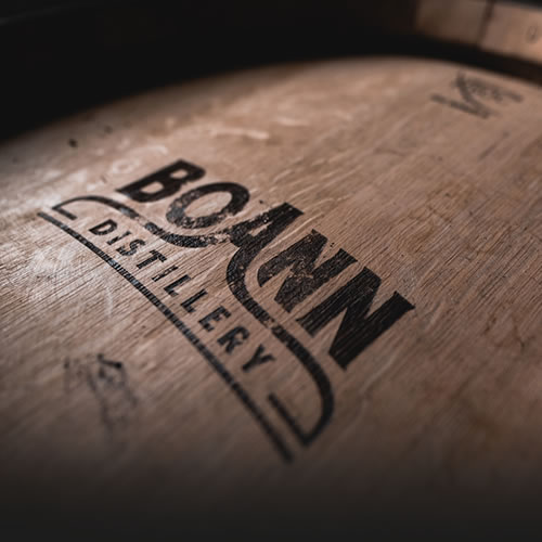 Irish Whiskey Boann Distillers Cask Selection Offer