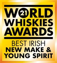 World Whiskey Awards 2021 Best Irish New Make and Young Spirit