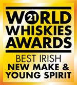 World Whiskey Awards Best Irish New Make and Young Spirit