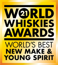 World Whiskey Awards - World's Best New Make and Young Spirit