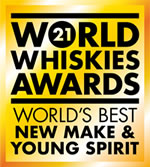 World Whiskies Awards Worlds Best New Make and Young Spirit